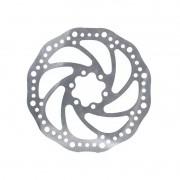 Disco Freio Dianteiro/traseiro Com Parafuso Xtime 160mm