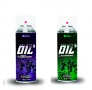 Hiper Lubrificante + Desengraxante Solifes Oil Spray 200ml