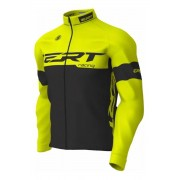 Jaqueta Casaco Ciclismo Bike Racing Yellow Ert