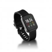 Relógio Smartwatch Londres Atrio Android E Ios Preto