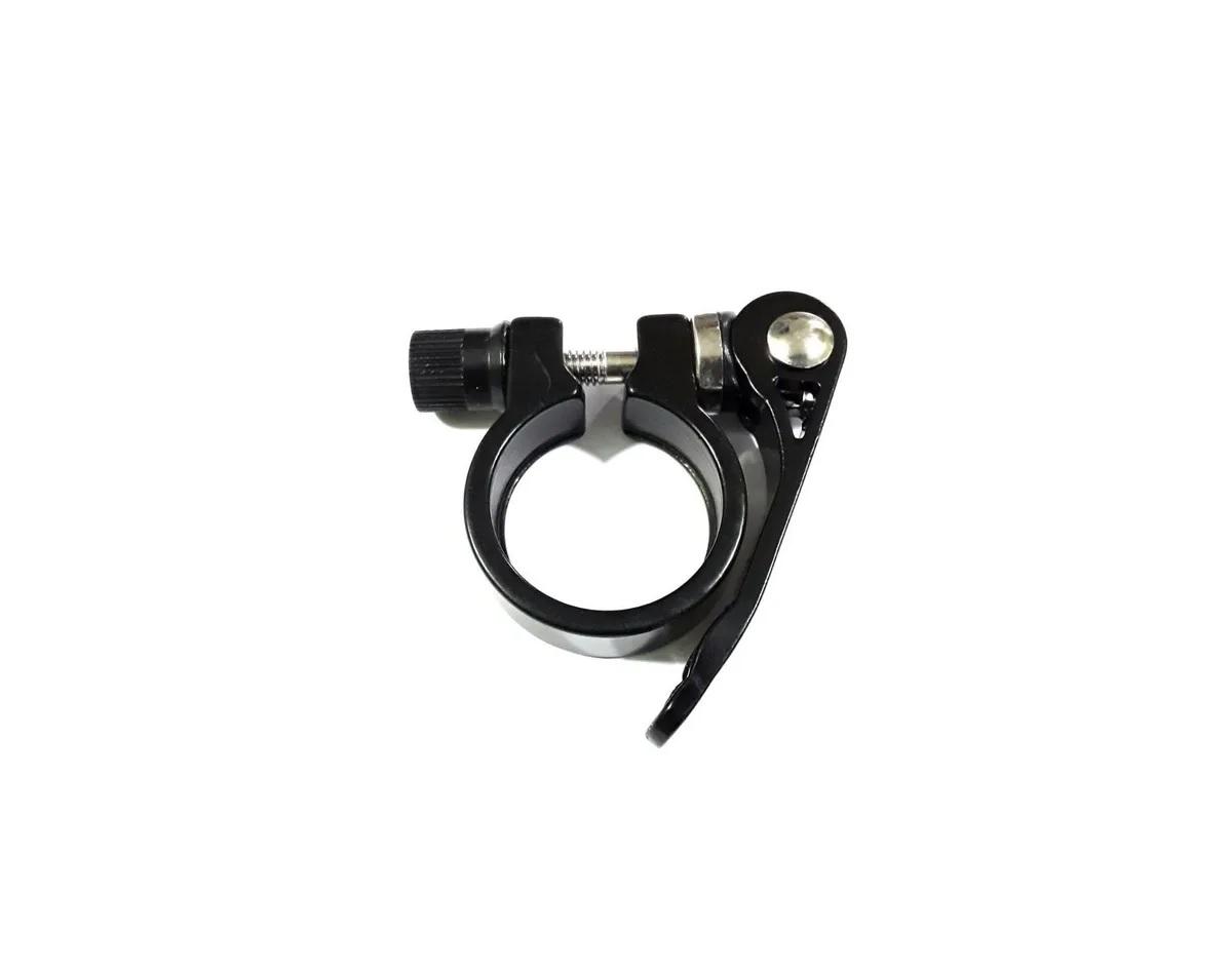 Abraçadeira Canote De Selim Wg 31.8mm Com Blocagem Bike