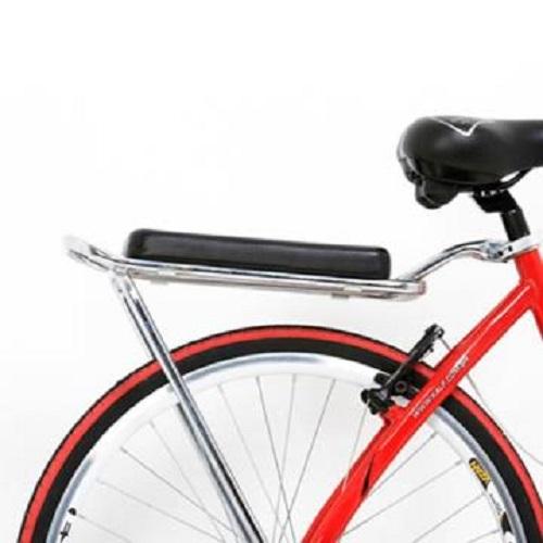 Assento Bagageiro Ciclismo Preto Kalf