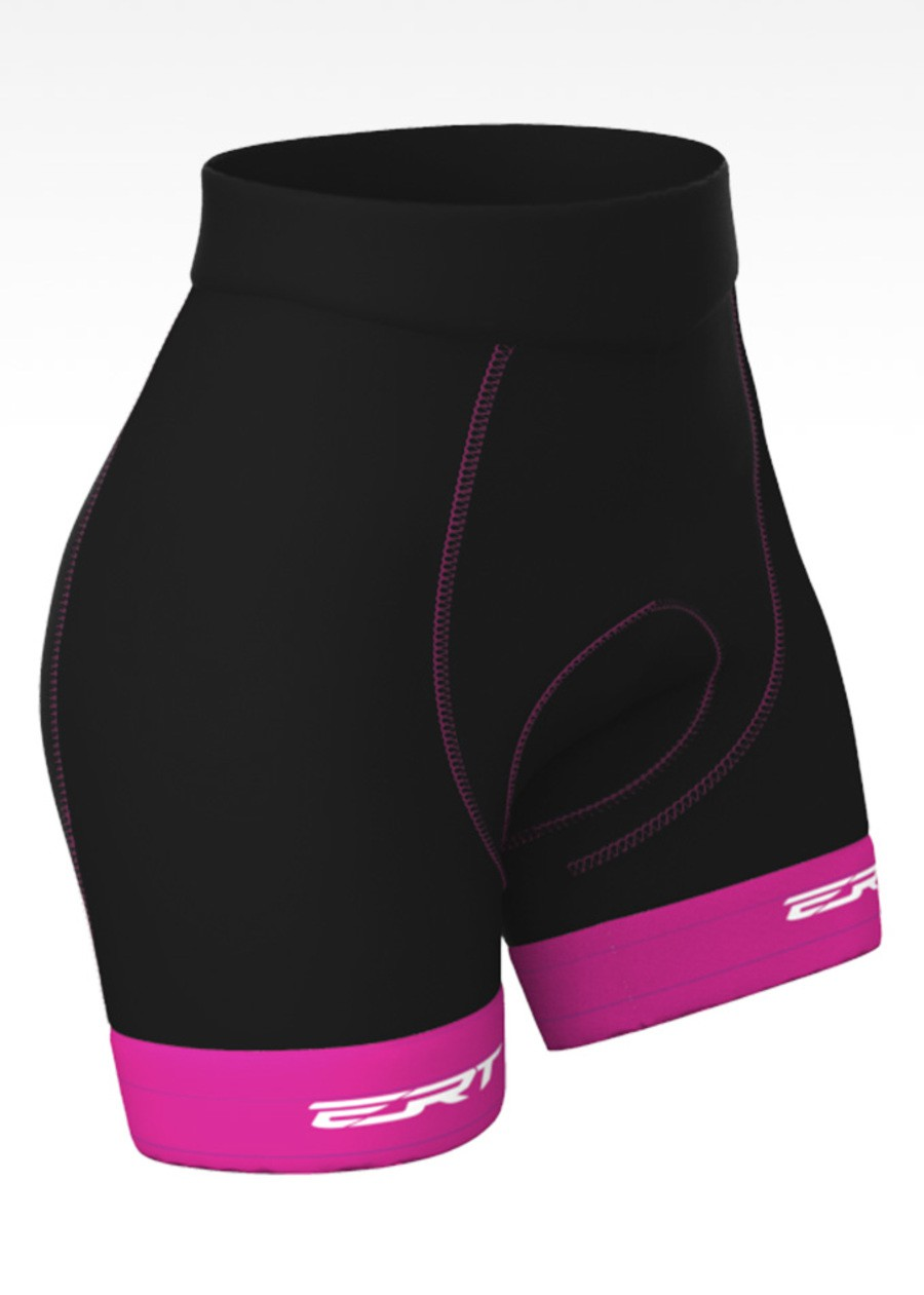 Bermuda Ciclismo Feminina com Forro Gel Ert