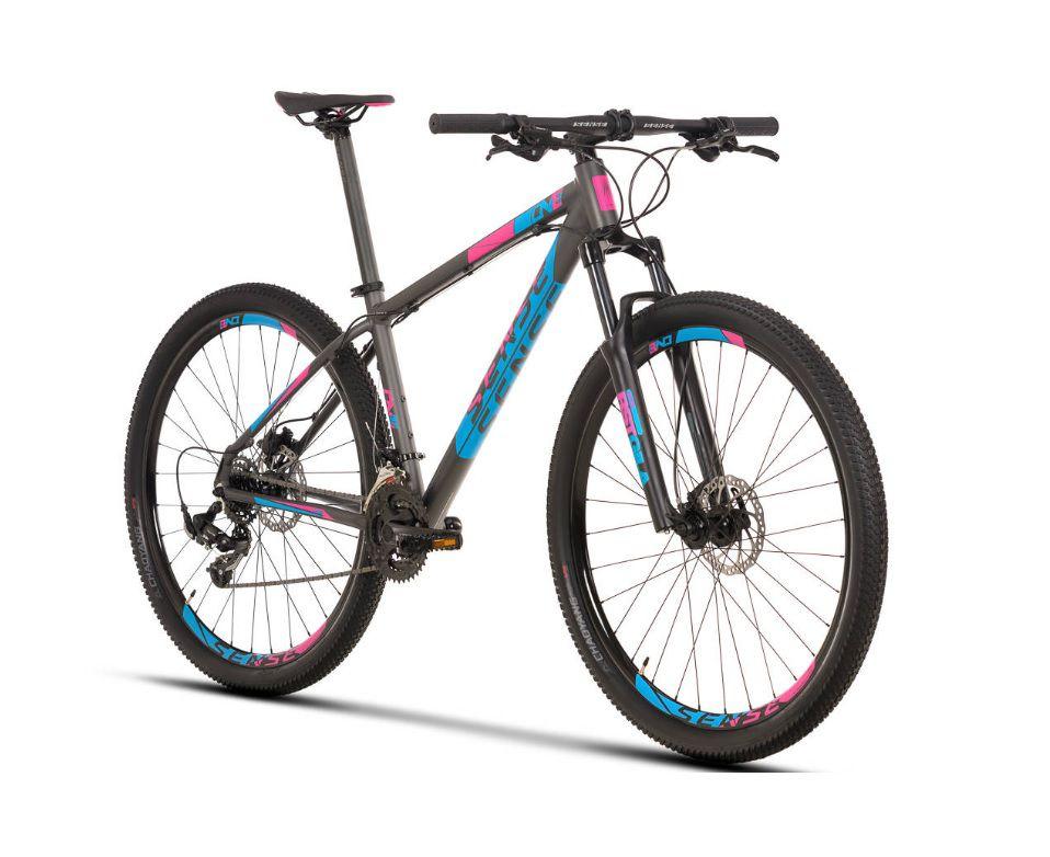 Bicicleta Aro 29 Sense One 2020 freios hidráulicos