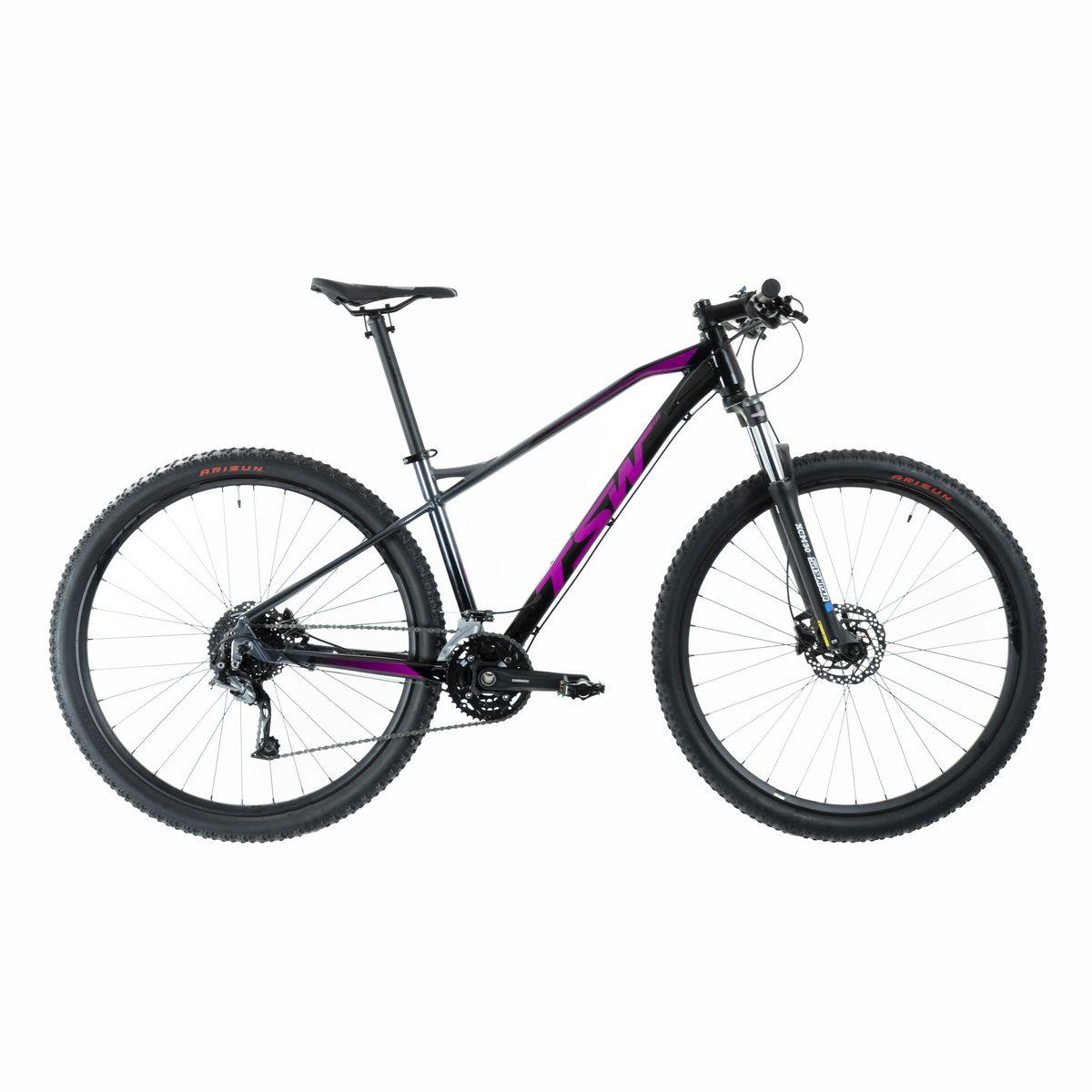 Bicicleta aro 29 Tsw Stamina 2019 27V shimano Alivio