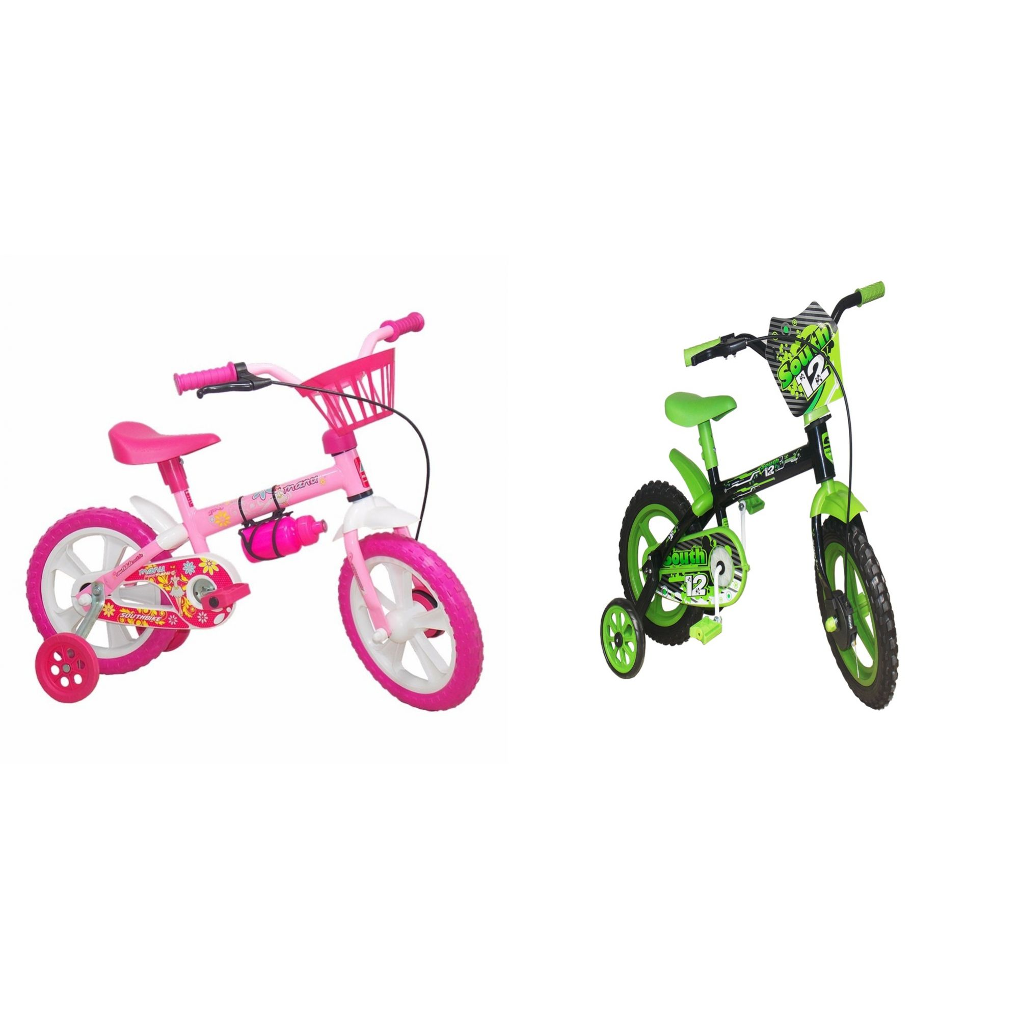 Bicicleta Infantil Aro 12 South