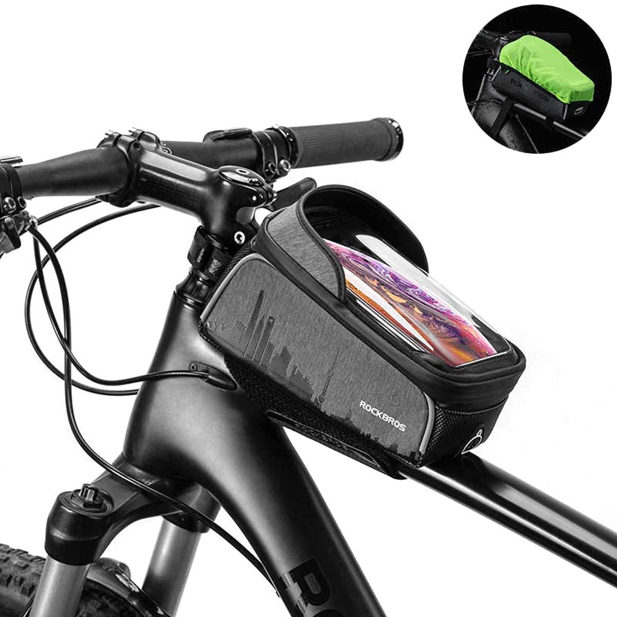 Bolsa Celular de Quadro Bike Rockbros