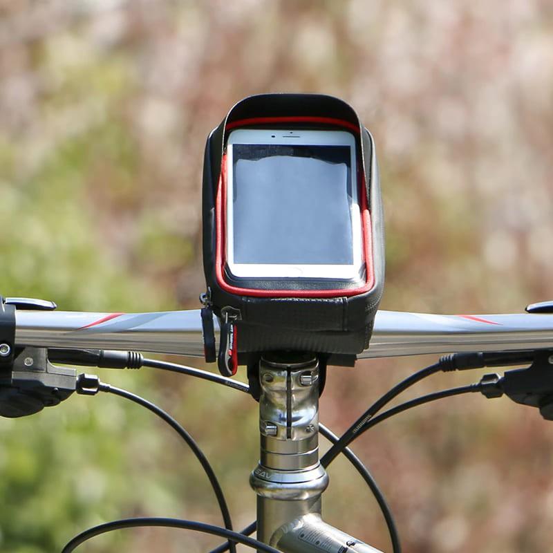 Bolsa Ciclismo para Celular G Suporte Guidão