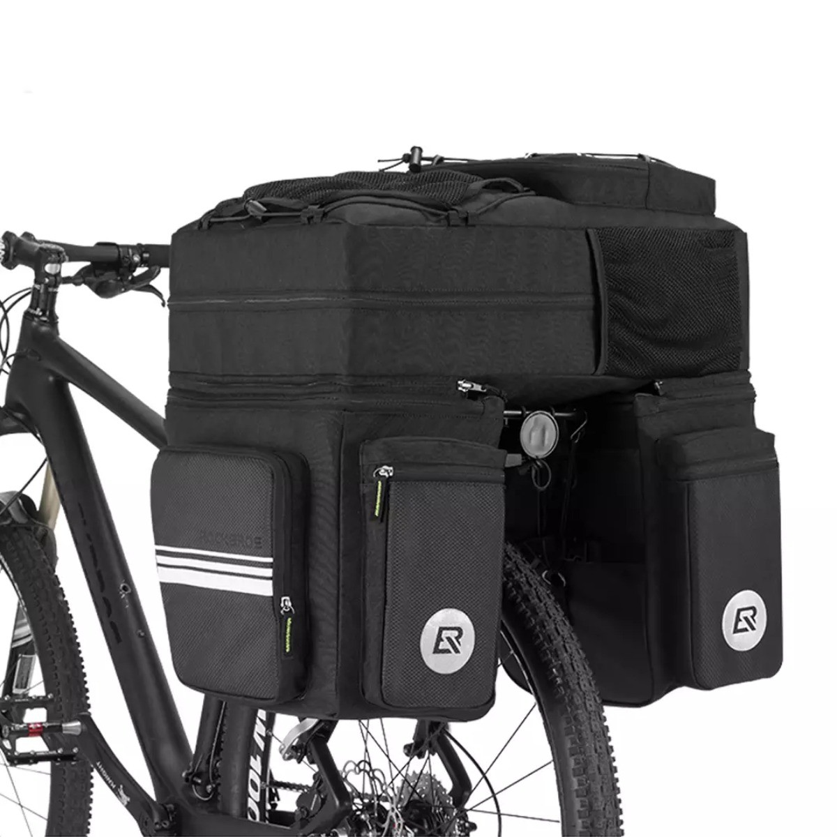 Bolsa Ciclismo Traseira Alforge Rockbros 48 Litros