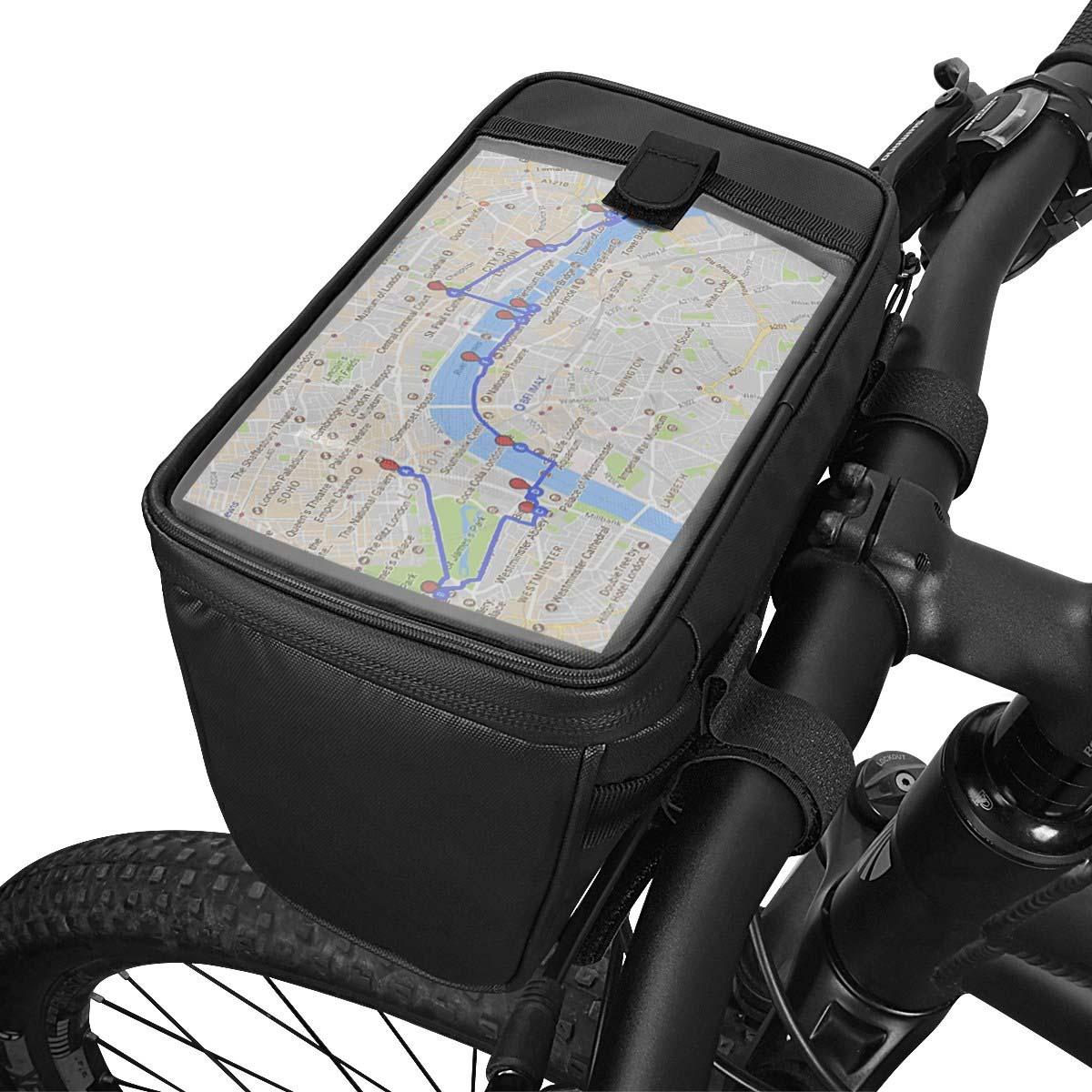 Bolsa de Guidão cicloturismo 2 Litros Sahoo