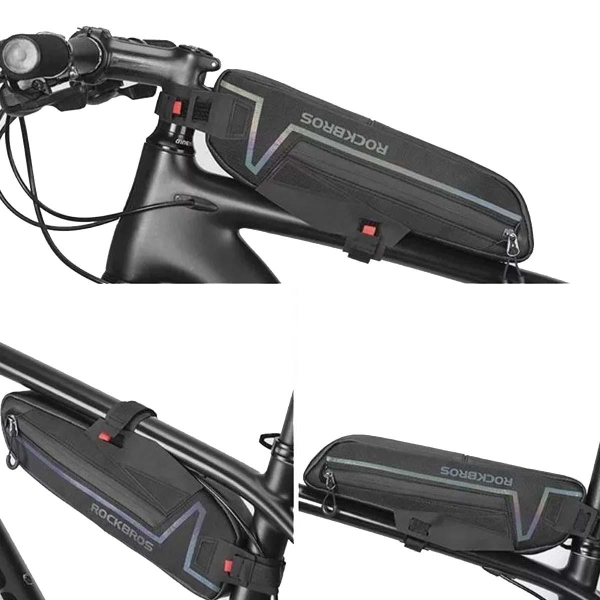 Bolsa De Quadro Bike Rockbros Impermeável