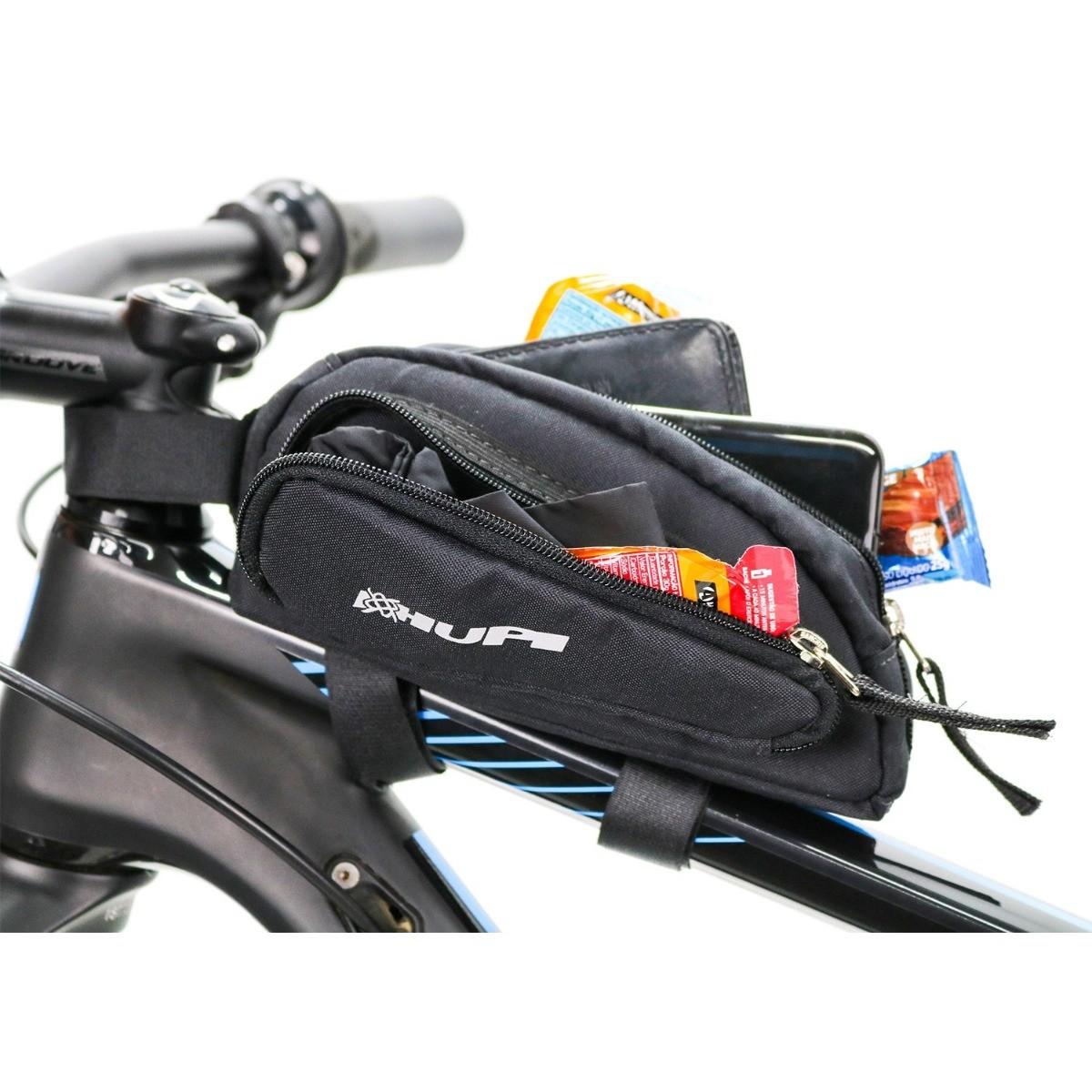 Bolsa De Quadro Hupi Travel Preto Ciclismo Bicicleta