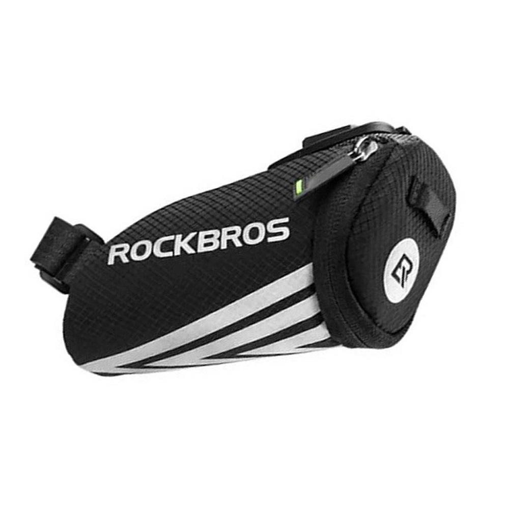 Bolsa de Selim Bike Com engate Rápido Rockbros