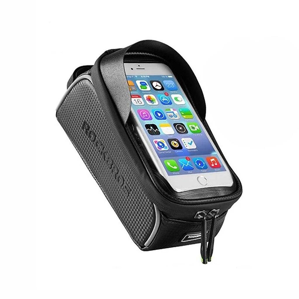 Bolsa Quadro Bike Suporte Smartphone Celular Rockbros