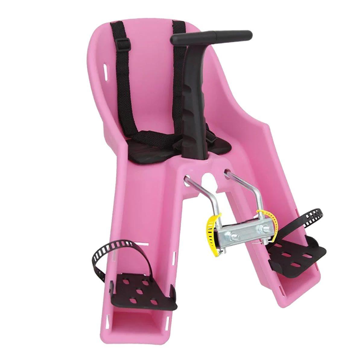 Cadeira Baby Kalf Dianteira Transporte Bicicleta Com Engate 2 Cores