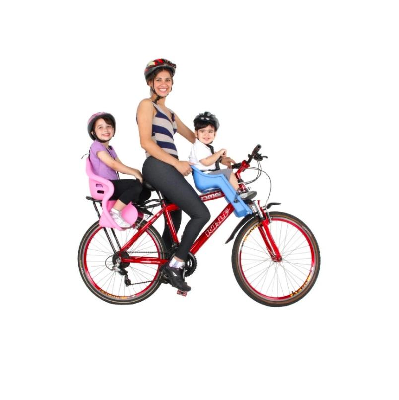 Cadeirinha para Criança Kalf Kid Bike Traseira Infantil