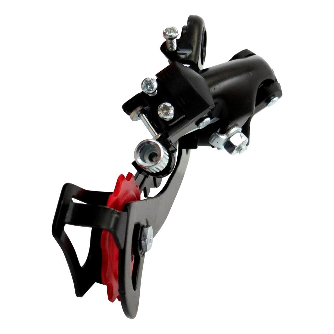 Cambio Traseiro Bike Bicicleta 6v/7v Index