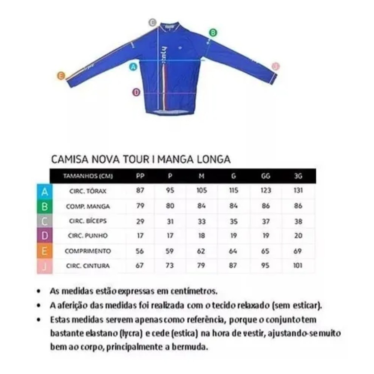 Camisa Ciclismo Bike Ss Fun Manga Longa Oggi Skin