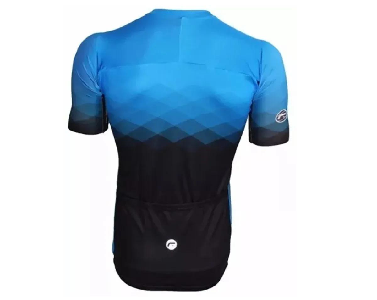 Camisa Ciclismo Bike Vanguard Vision Masculina Barbedo