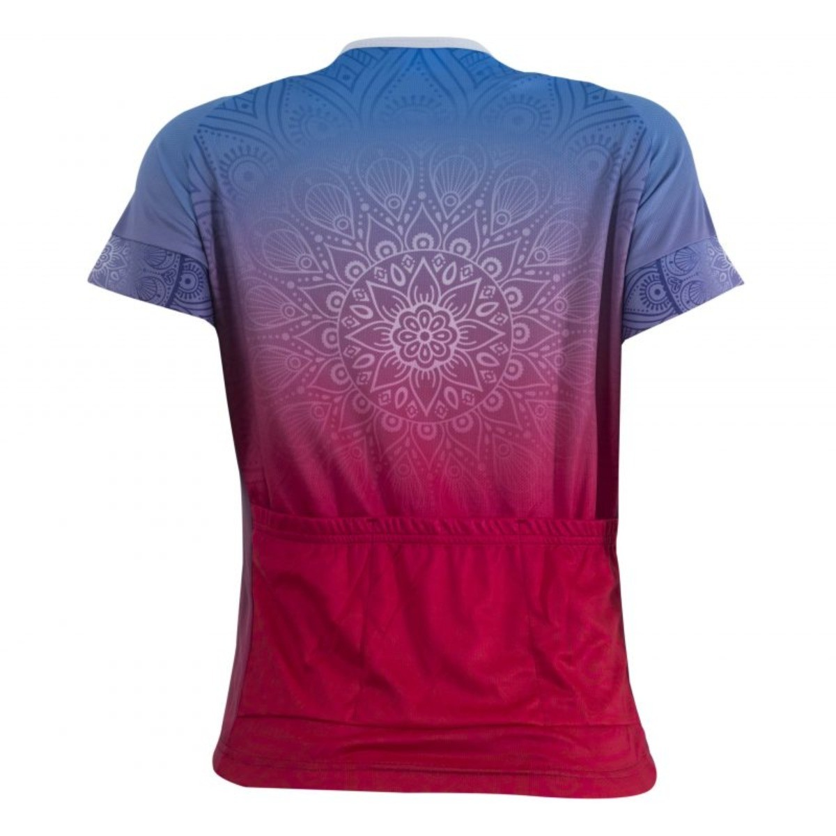 Camisa Ciclismo Mandala Bike Woman Fashion