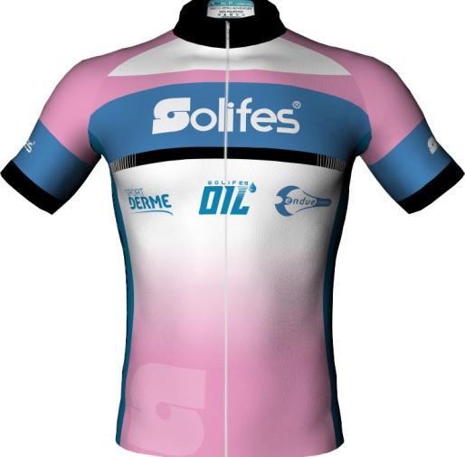 Camisa Ciclismo Solifes Tour Bike