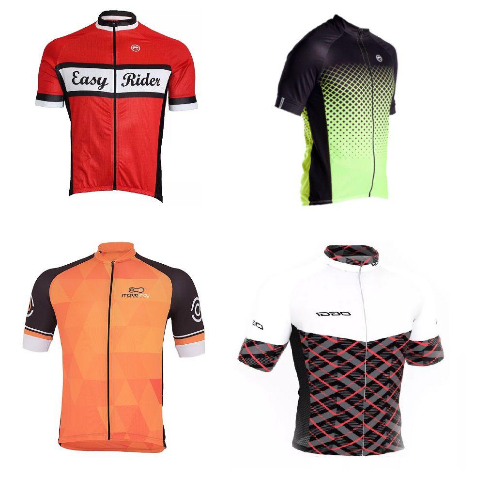 Camisa Para Ciclismo Combo 4 Unidades
