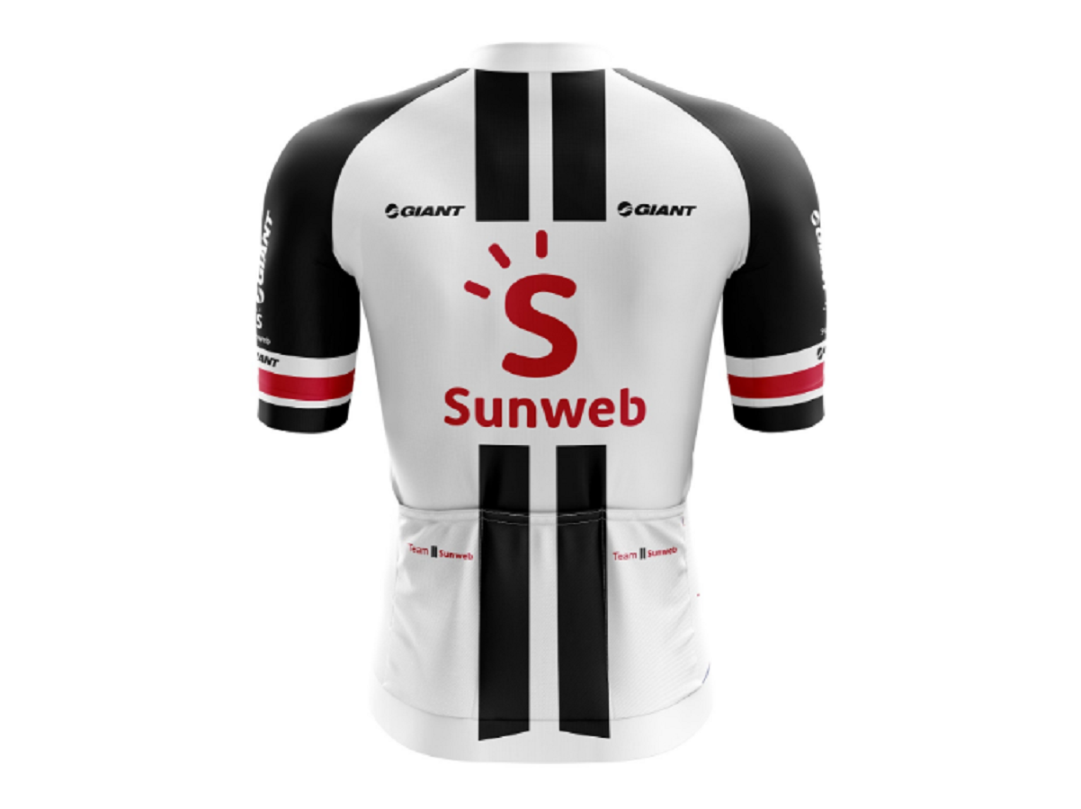 Camisas de Ciclismo World Tour kit 4 unidades