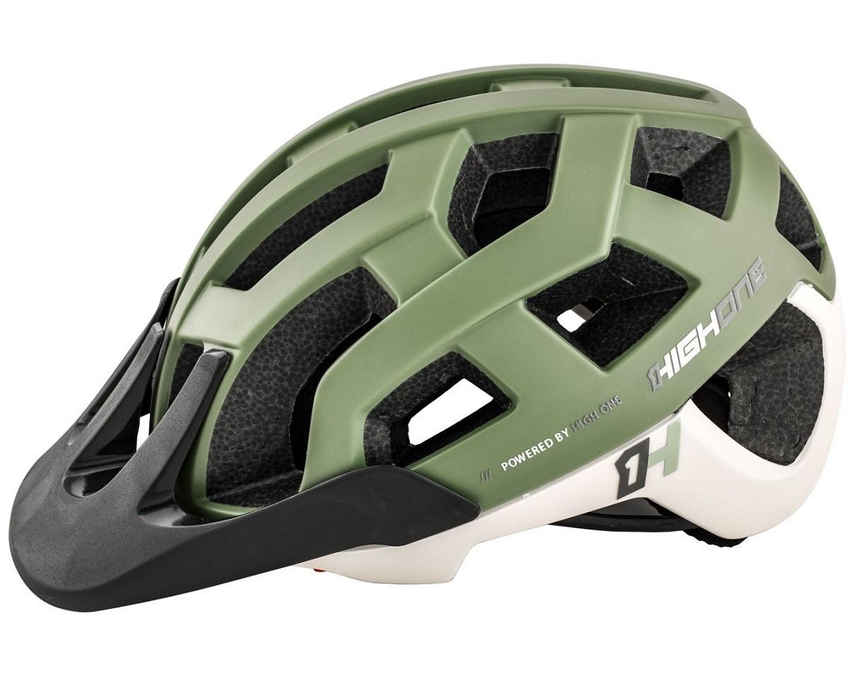 Capacete Ciclismo Enduro Mtb Cervix High One