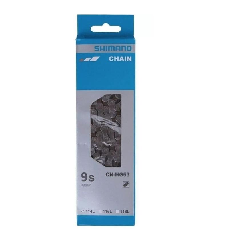 Corrente Shimano 9v Cn-hg53 114l