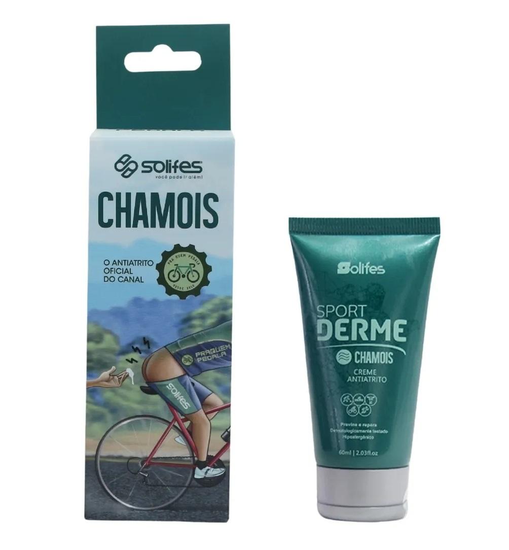 Creme Antiatrito Endue Chamois Solifes 60ml