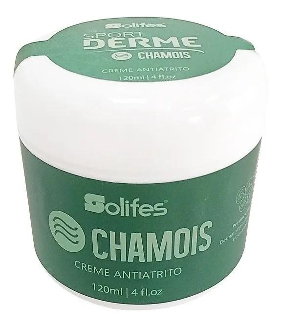 Creme Sport Derme Antiatrito Ciclismo Chamois 120ml