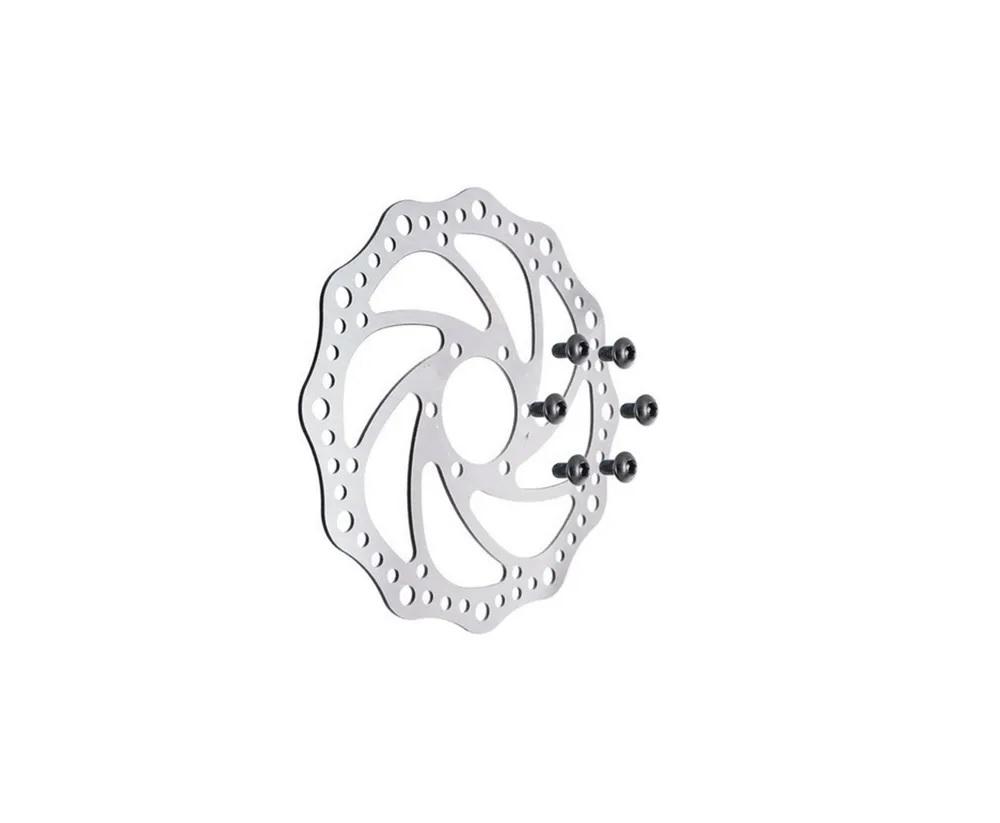 Disco Freio Bike Rotor Absolute 203mm Yrt01 Com 6 Parafusos