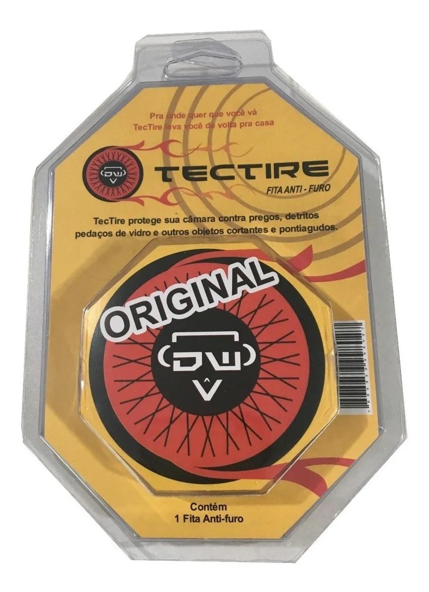 Fita Anti Furo Tectire Speed Fixa Aro 700x23mm