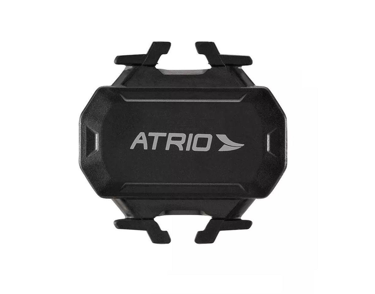 Gps Ciclismo Atrio Titanium com Cinta Cardíaca e Sensor de Cadência