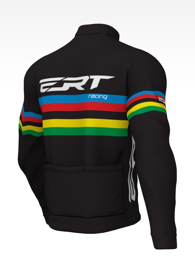 Jaqueta Casaco Ciclismo Campeão Mundial ERT