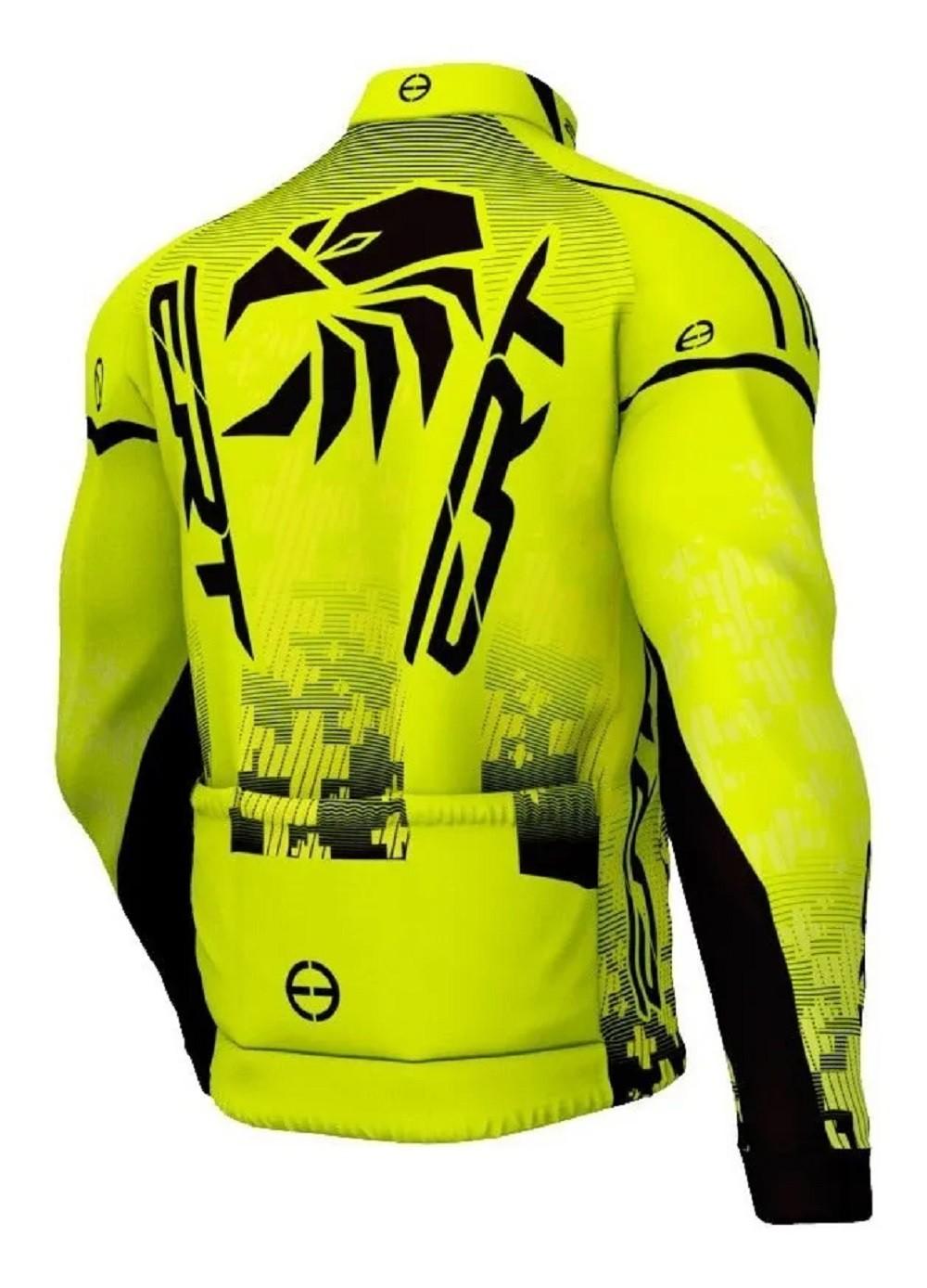Jaqueta Casaco Ciclismo Team Ert