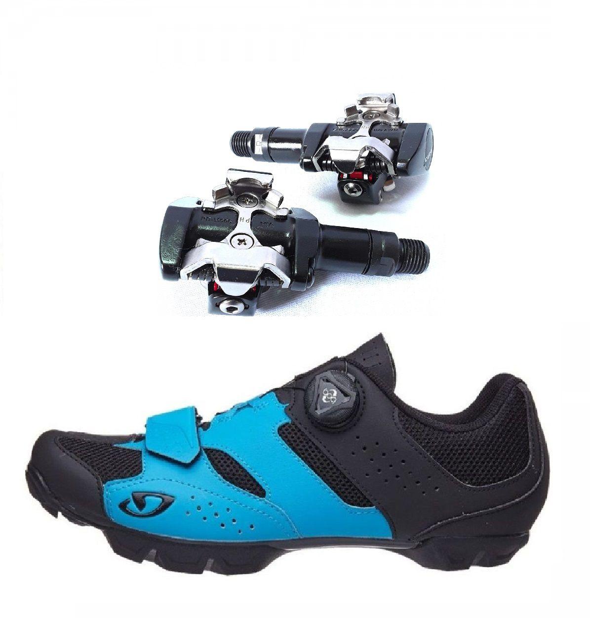 Sapatilha Giro Cylinder Pedal Clip Shimano PD-M505