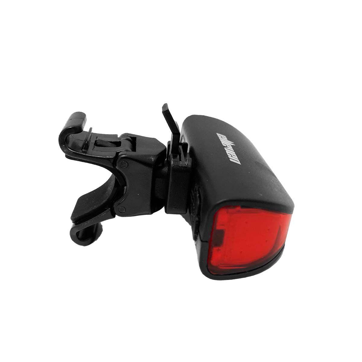 Lanterna Traseira Pisca Light Elleven 30 Lumens Usb 15 Chips
