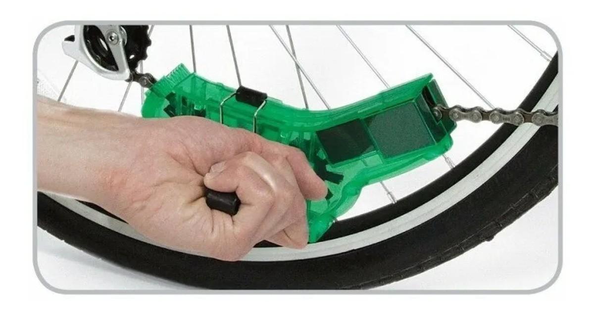 Limpador De Corrente Bicicleta Finish Line Ciclismo
