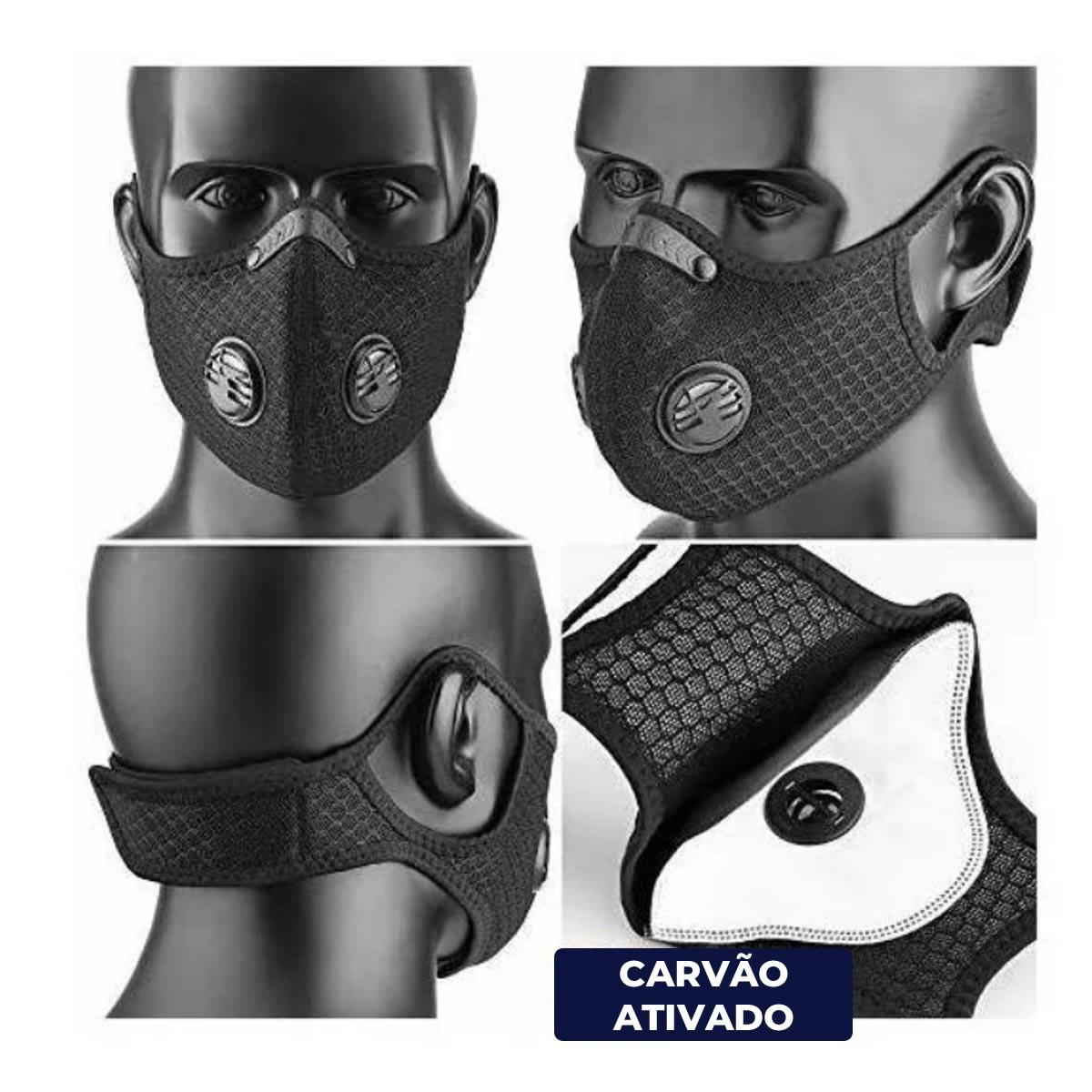 Mascara De Proteção Esportiva Regulável Esportes Rockbros