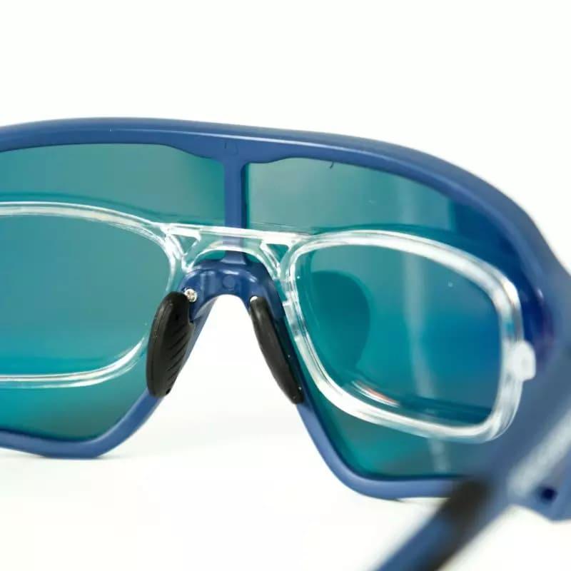 Óculos Ciclismo Rockbros Azul Escuro