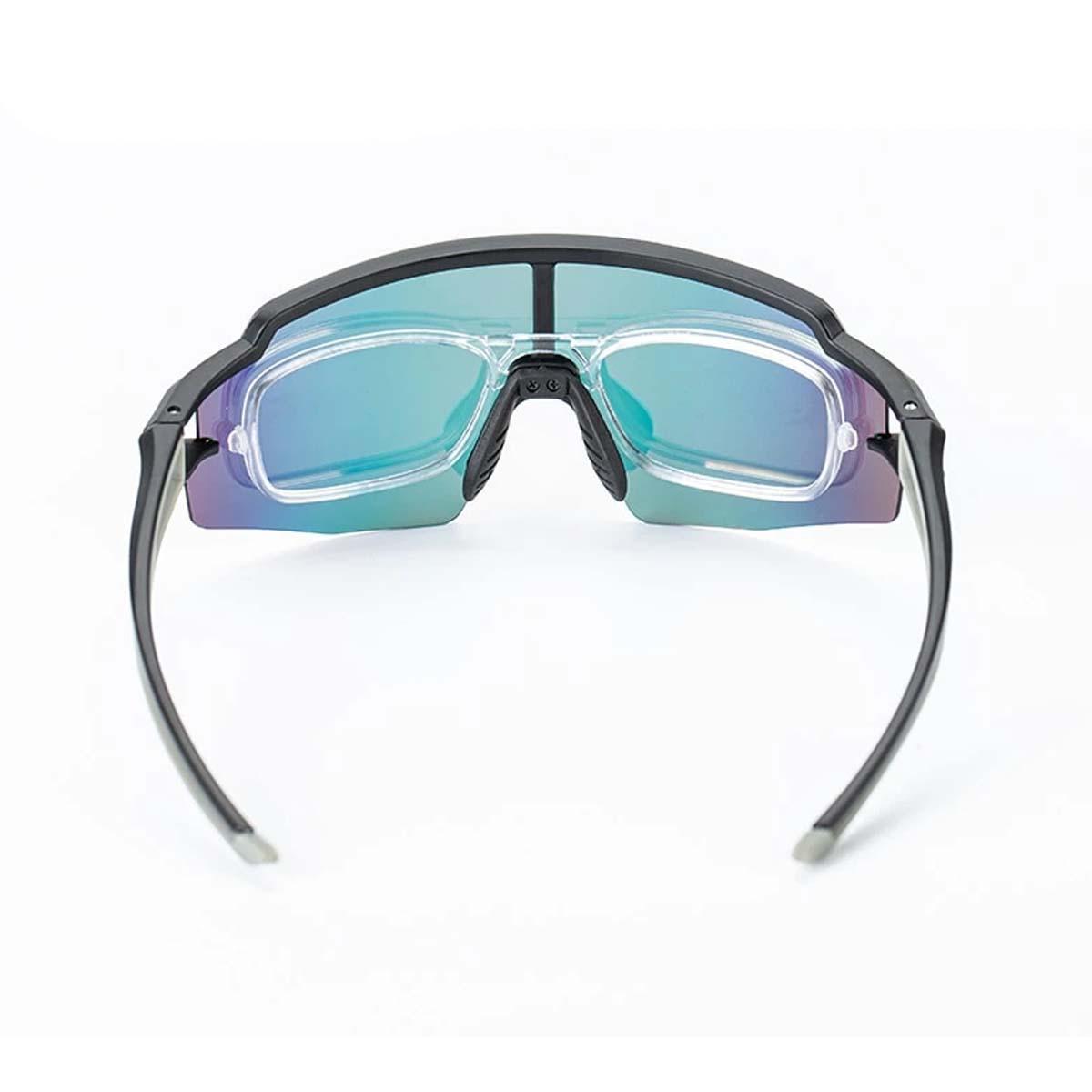 Óculos de Ciclismo Rockbros Lente Polarizada