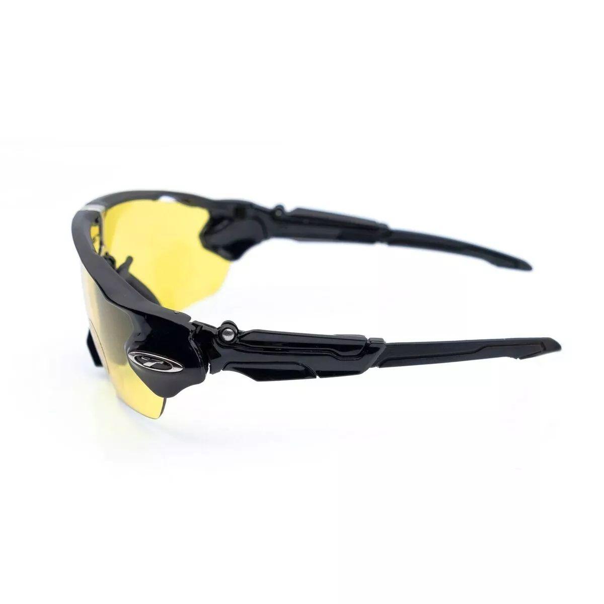 b93831d5e Óculos para Ciclismo Bike Tsw Venon 3 lentes Preto