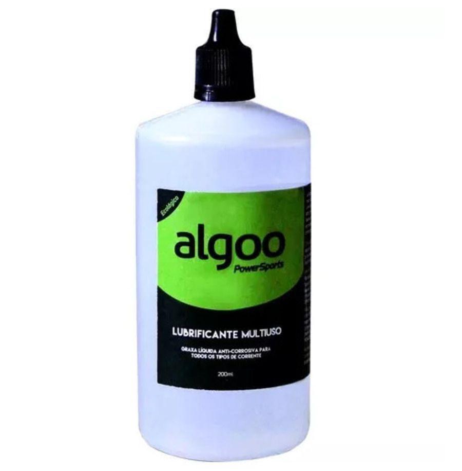 Óleo Lubrificante Multiuso Anti-corrosivo Algoo 200ml