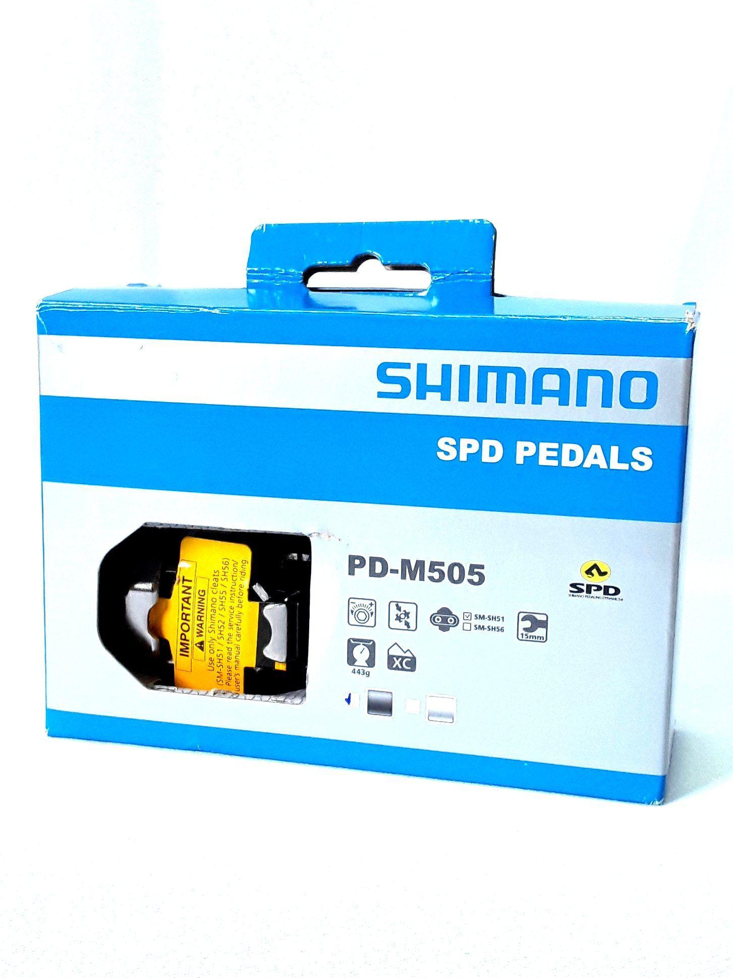 Pedal Clip Shimano PD-M505