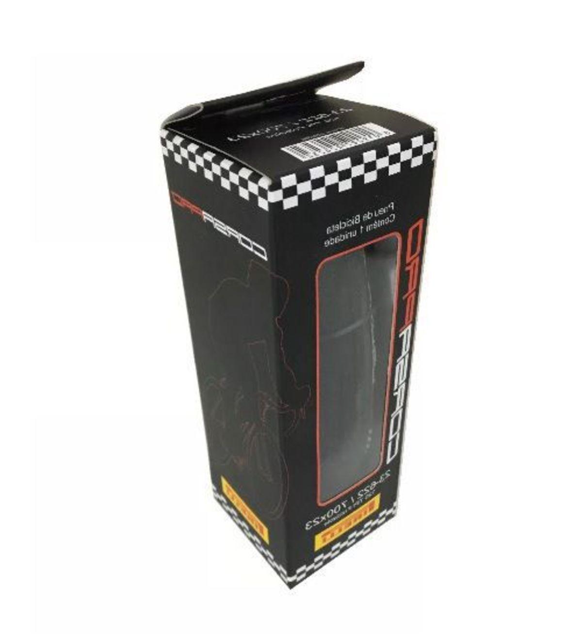 Pneu Bike 700x23 Pirelli Corsa Pro Speed Kevlar Pro 120 Tpi