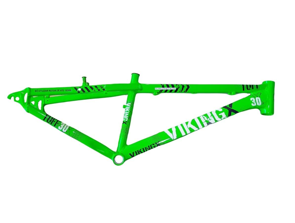 Quadro 26 Vikingx Dirt J.tuff X-30 Alumínio Downhill Freeride