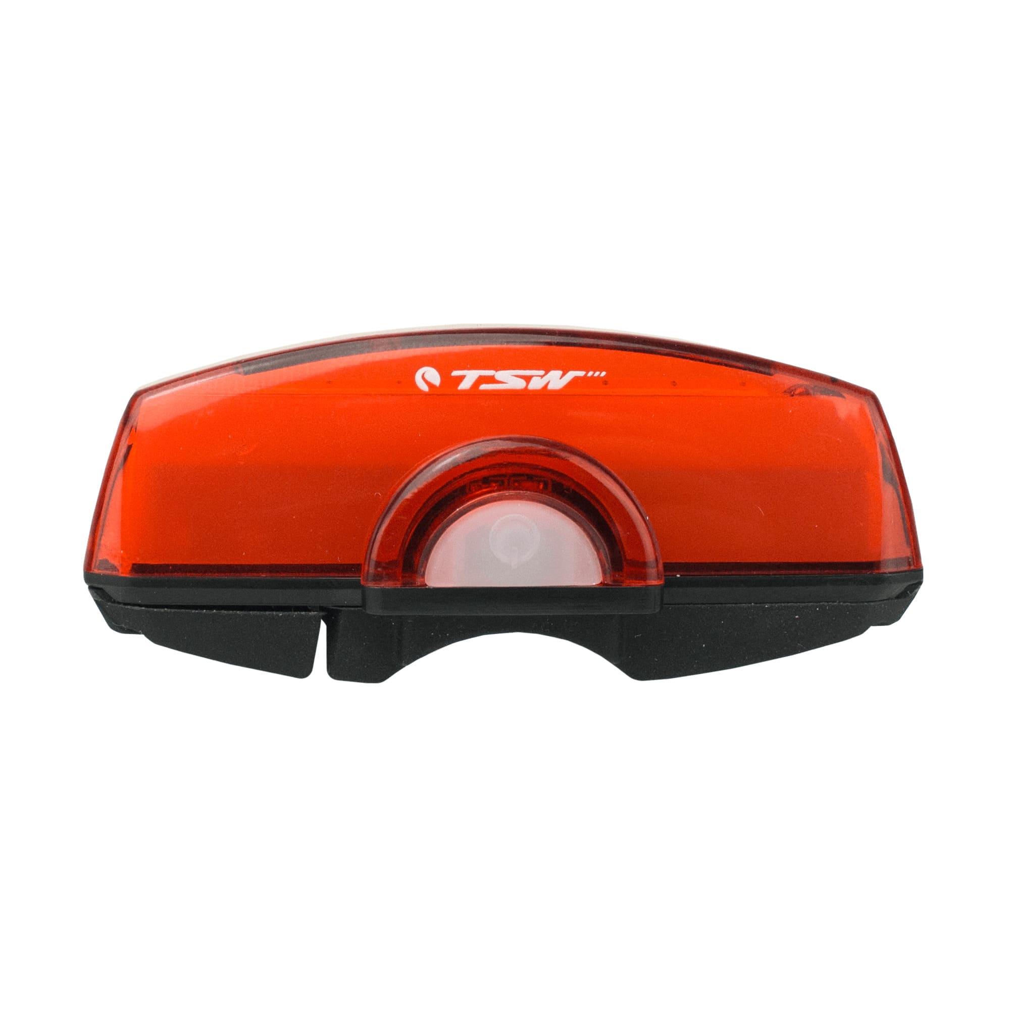 Lanterna Refletor Traseiro TSW 50 Lúmens com Carregador USB