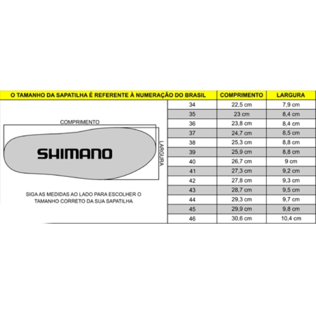 Sapatilha Ciclismo Shimano Mtb Me3 Me301 Preta 38 Ao 42br