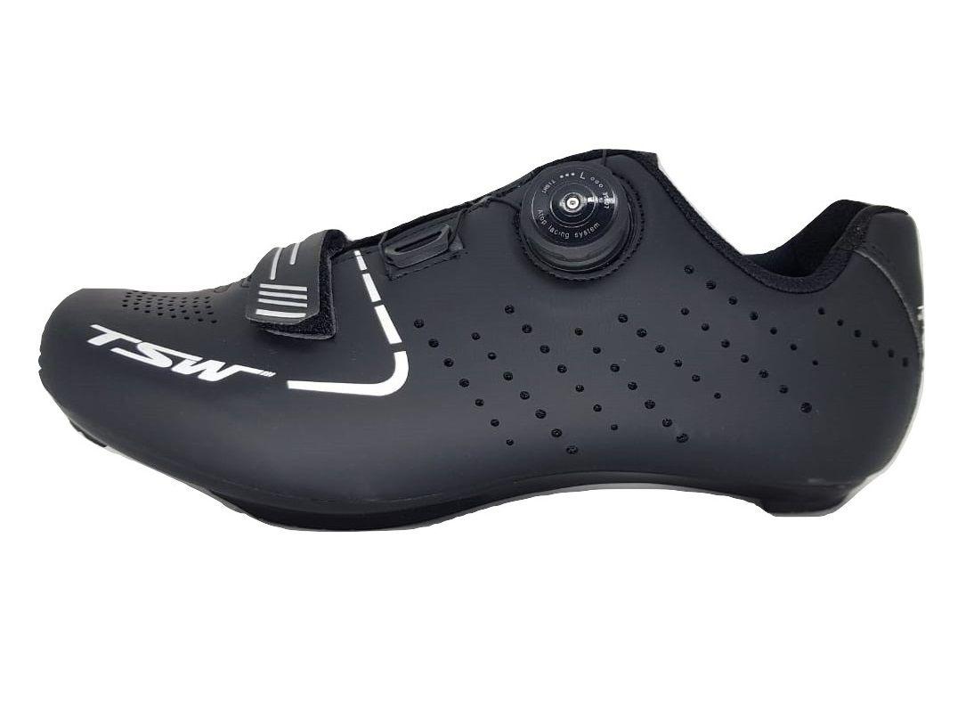 Sapatilha Ciclismo Speed Tsw Smart Preta